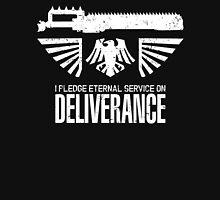 Pledge Eternal Service on Deliverance - Limited Edition Unisex T-Shirt