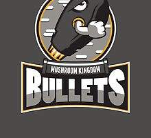 Mushroom Kingdom Bullets by UniqSchweick12