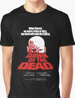 romero cult movie dawn of the  dead Graphic T-Shirt