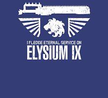 Pledge Eternal Service on Elysium IX - Limited Edition Unisex T-Shirt