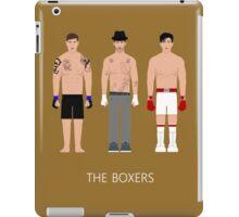 THE...BOXERS iPad Case/Skin