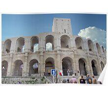 Arles Amphitheater Poster