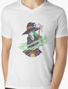Paula W/ Aero Mens V-Neck T-Shirt