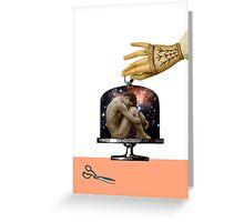 AISLAMIENTO Greeting Card