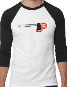chop chop Men's Baseball ¾ T-Shirt