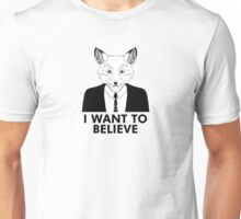 My name is Fox Unisex T-Shirt