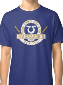 Macragge Heroes - Limited Edition Classic T-Shirt