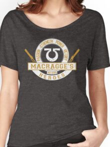 Macragge Heroes - Limited Edition Women's Relaxed Fit T-Shirt