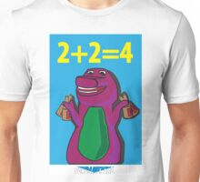 barney the drunk Unisex T-Shirt