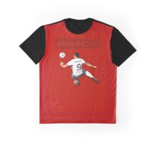 Zlatan Ibrahimovic United Graphic T-Shirt