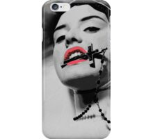 Mother superior iPhone Case/Skin