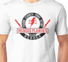 Mundus Planus Heroes - Limited Edition Unisex T-Shirt