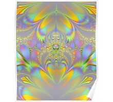 FRACTAL ~ ABSTRACT ~ COLORFUL  Poster