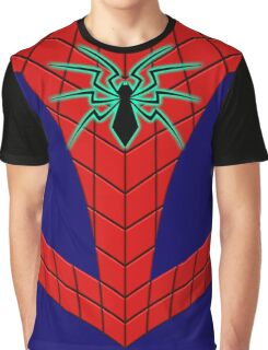 Glowing Spider Graphic T-Shirt
