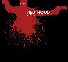 The Red Hood  by Ninjaza