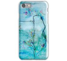 'Fence with Poison Ivy' Fragment iPhone Case/Skin