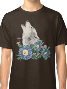Howling wolf Classic T-Shirt