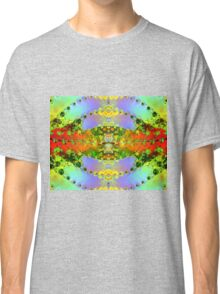 FRACTAL # 2 ~ ABSTRACT ~ COLORFUL  Classic T-Shirt