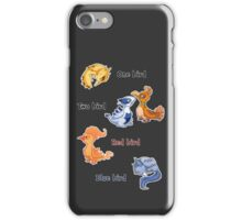 One bird iPhone Case/Skin
