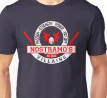 Nostramo Villains - Limited Edition Unisex T-Shirt