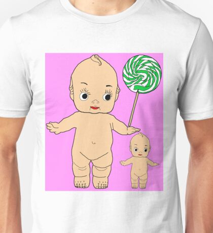 Big Kewpie Doll (2) Unisex T-Shirt