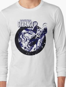Doctor Strange • Blue & Black Long Sleeve T-Shirt
