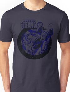 Doctor Strange • Blue & Black Unisex T-Shirt