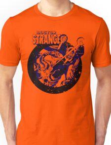 Doctor Strange •Blue & Black Unisex T-Shirt