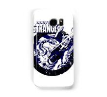 Doctor Strange •Blue & Black Samsung Galaxy Case/Skin