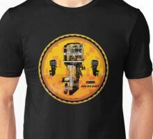 Vintage Mercury Outboard Motors kiekhaefer Unisex T-Shirt