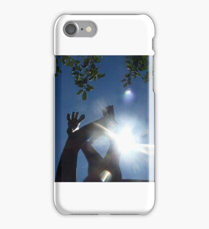 Evening Giraffe iPhone Case/Skin