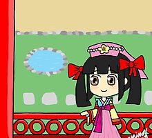 Dynasty Warriors - Da Qiao *Hanbok* Full-piece by gaming123456