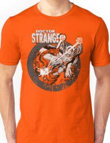 Doctor Strange •Black & White Unisex T-Shirt