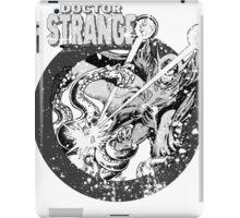 Doctor Strange •Black & White iPad Case/Skin