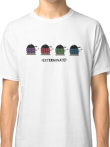 Chubby Daleks Classic T-Shirt