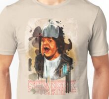 Dustin Stranger Things - Teeth  Unisex T-Shirt