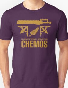 Pledge Eternal Service on Chemos - Limited Edition Unisex T-Shirt