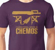 Pledge Eternal Service on Chemos - Limited Edition Unisex T-Shirt
