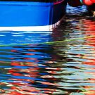 Harbour Reflections - Impressions by Susie Peek