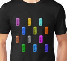 rainbow phone booth Unisex T-Shirt