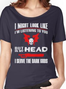 Nostramo Dark Gods - Limited Edition Women's Relaxed Fit T-Shirt