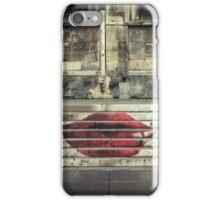 Kisses iPhone Case/Skin