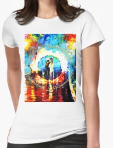 love the ring Womens Fitted T-Shirt