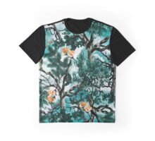 Natural Camouflage Graphic T-Shirt