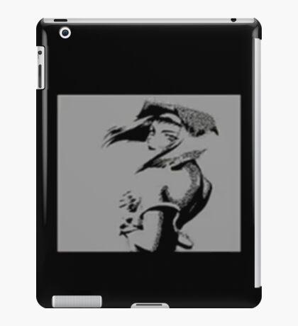 Fey Valentine iPad Case/Skin