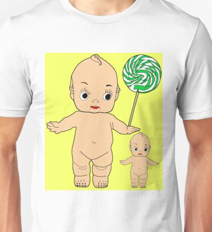 Big Kewpie Doll (4) Unisex T-Shirt