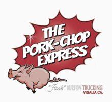 PORK-CHOP EXPRESS JACK BURTON BIG TROUBLE IN LITTLE CHINA Kids Tee