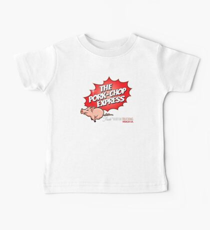 PORK-CHOP EXPRESS JACK BURTON BIG TROUBLE IN LITTLE CHINA Baby Tee