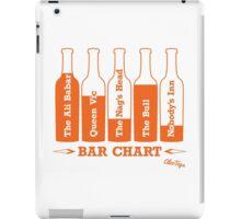 Bar Chart iPad Case/Skin