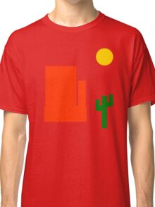 Take A Trip Out West Classic T-Shirt